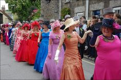 Flora Day - Helston, UK Seaside Village, Cornwall England, Prom Dresses, Formal Dresses, Outdoor Entertaining, Flora, Entertainment, Heart, Places