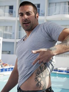 One more...What about this guy, Anthony from HGTV's Kitchen Cousins. Yay or Nay? #pinwithmeg
