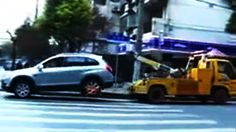 Tow Truck Vs Chinese Lady [Very Funny!]