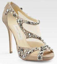 Splurge Worthy Bridal Shoes