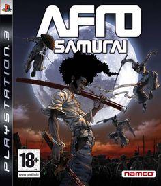 Afro Samurai The Videogame-Game