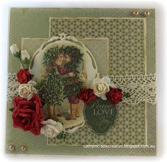 Peace, Love and Joy - Scrapbook.com