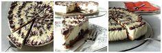 Cheesecake straciatella