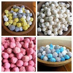 Seed Bombs - PDF TUTORIAL - how to make your own plantable seed paper balls - Garden wedding -Ecofriendly DIY wedding favor. $8.50, via Etsy.