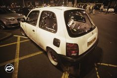 Nissan Micra K11! - StanceWorks Micra K11, Japan Cars, Retro Cars, Jdm, Nissan, Racing, Cars, Running, Lace