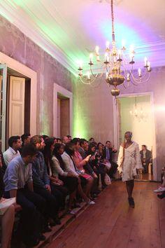 Pasarela Color Vegetal en la Semana de la Moda Slow Bogotá 2015