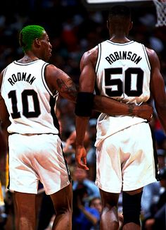 25 years ago, David Robinson scored 71 points and became the scoring champion (Sorry for the inactivity, im kindda busy) Mba Basketball, Basketball Leagues, Basketball Legends, Basketball Stuff, David Robinson, Dennis Rodman, Detroit Pistons, San Antonio Spurs, Chicago Bulls