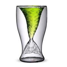 Mermaid Glass $12.00