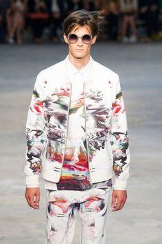 Frankie Morello, 2015, Spring/summer, Milan Fashion Week, Milan.