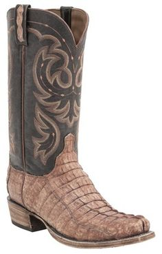 Exotic Western Cowboy Boots