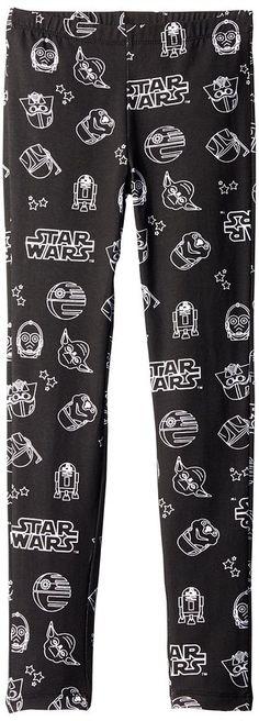 The Force Awakens Clothing Star Wars Big Girls' All-Over Print Leggings