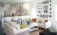shop this light and bright living room