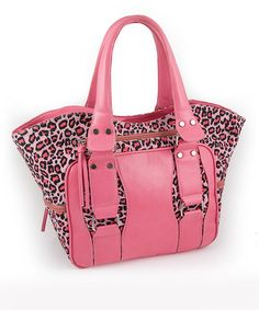 Take a look at this Pipple Pink Diaper Bag by Yippydada on #zulily today!