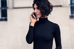 YASMIN SEWELL | Citizen Couture (uniqulo turtleneck)