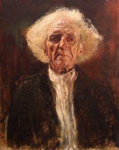Portrait painted by Gustav Klimt