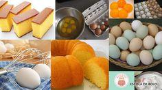 Ovos fazem parte da lista de ingredientes na maioria das receitas de bolos e cupcakes. É fundamental que estejam frescos e próprios para consumo. Confira a dica para saber como estão os ovos que você vai utilizar.