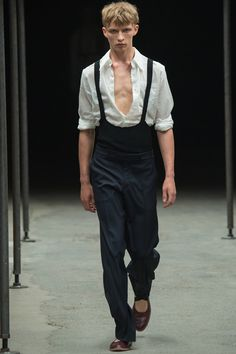 Dries Van Noten, spring/summer 2015 menswear