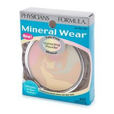 I'm learning all about Physicians Formula Mineral 3-in-1 Corrector   Primer   Powder at @Influenster!