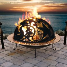 Good Directions 26 in. Orion Fire Dome « zPatioFurniture.com. In love with this!!!