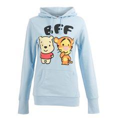 Com - buy disney cuties winnie the pooh women's bff hoodie (light Disney Shirts, Disney 5k, Disney Sweatshirts, Disney Clothes, Funny Outfits, Cool Outfits, Disney Inspired Fashion, Disney Fashion, Best Friend Outfits