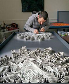 Artist Duo STALLMAN Create 'Canvas On Edge' Collection