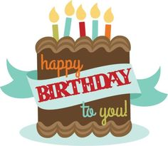 Happy Birthday To You! Happy Birthday To You! SVG birthday cake svg file birthday girl svg file svg files for scrapbooking Happy Birthday Png, Happy Birthday Status, Birthday Greetings For Facebook, Birthday Wishes And Images, Birthday Clipart, Birthday Wishes Quotes, Happy Birthday Pictures, Birthday Fun, Wishes Images