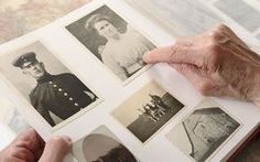 Maybe that yellowing photograph of your great grandmother actually deserves to   be in a museum. Preserving old photos & how to handle them