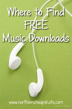 Love music but hate paying for it? Learn where to find free music downloads you can put on your MP3 player instantly and legally.