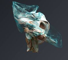 Organic Digital Sculptures by Jon Noorlander