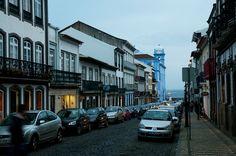 Angra do Heroismo, Terceira, Azores - Portugal