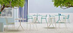 Italien Style Stühle aus Metall in 8 Farben bei wohnindustrie.de
