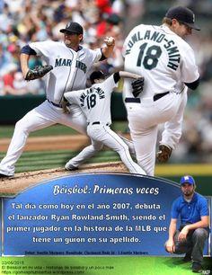Ryan Rowland-Smith, Seattle Mariners, MLB