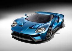 Ford launches first new GT supercar design in a decade.