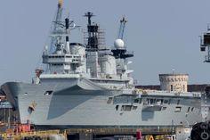 Royal Navy's former flagship HMS Illustrious to be flogged for scrap in million deal Hms Illustrious, Royal Navy Aircraft Carriers, Falklands War, Royal Marines, Armada, Flight Deck, Navy Ships, Us History, Battleship