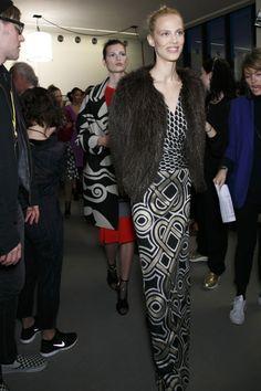 New York Fashion Week Fall 2014: Diane von Furstenberg