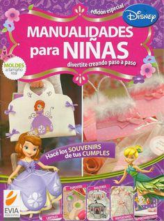Revistas de manualidades Gratis: Revista Manualidades para niñas