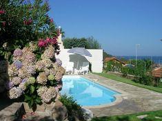 Theoule-sur-mer Villa Rental: Villa La Cigalette With Private Pool, Superb Sea View, 50 M From Beach