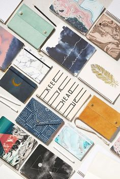 """Loving these notebooks at Urban Outfitters. """"Like"""" 720MEDIA on Facebook https://www.facebook.com/720MEDIA"""