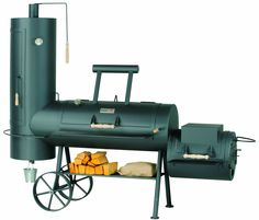 SMOKY FUN - BBQ Smoker Big Chief 20 50cm (20 Zoll):