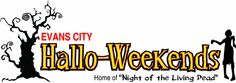 "Evans City Hallo-Weekends | Home of ""Night of the Living Dead"" 