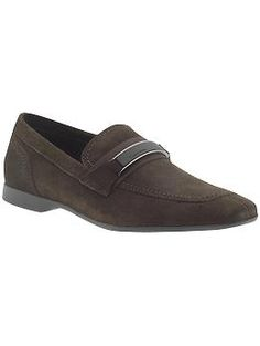 Sean by Calvin Klein - on sale at 76.99 #suede - WOW, I can actually afford these!