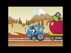THE FRUIT TRAIN - YouTube