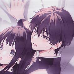Cute Anime Profile Pictures, Cartoon Profile Pics, Matching Profile Pictures, Friend Anime, Anime Best Friends, Cute Emoji Wallpaper, Cute Disney Wallpaper, A Silent Voice Anime, Anime Classroom