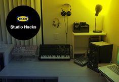 Ikea Studio Hacks: Build Your Creative Space on a Budget – Audio Racks, Speaker Stands, Desks, and More!