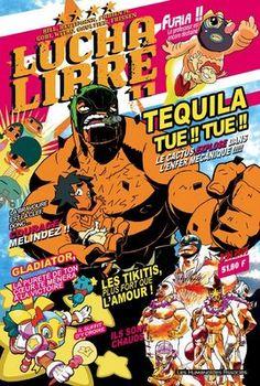 Lucha Libre!