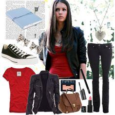 Dress Like: Elena Gilbert