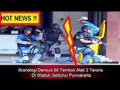 DRAMATIS !! Kronologi Densus 88 T3mb4k M4ti 2 Teroris Di Waduk Jatiluhur...