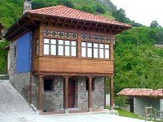Casa Rural L'Ablanu Casa rural tradicional en Asturias, en piedra y madera rodeada de jardín y en plena naturaleza. En la aldea La Canal. Podrá disfrutar de la práctica de actividades al aire libre . www.faza.es/