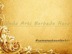 Blog ~ Ku: Cerita Awal Hari