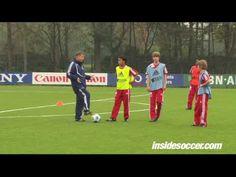 AJAX 6v3 possession 1 part 2 - YouTube